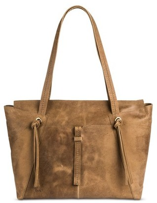 Bolo® Solid Tote Bag - Khaki $119.99 thestylecure.com
