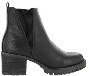 Mia Jody Vegan Leather Booties