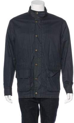 Ami Alexandre Mattiussi Lightweight Zip-Up Jacket