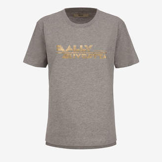 Bally Suvretta Foil T-Shirt