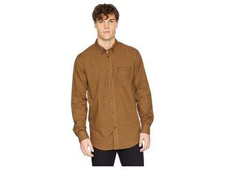 Ben Sherman Long Sleeve Classic Gingham Shirt