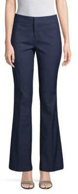 Saks Fifth Avenue 5th Ave Mid-Rise Bootcut Pants