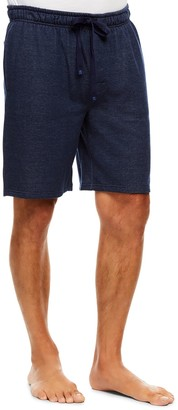 Haggar Men's Herringbone Sleep Shorts