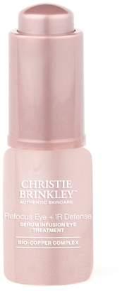 Christie Brinkley Authentic Skincare Refocus Eye + IR Defense Serum Infusion Eye Treatment
