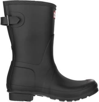 Hunter Back Adjustable Short Rain Boot - Women's