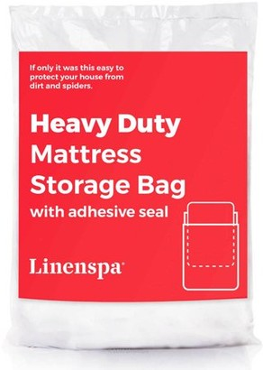 Linenspa Extra Heavy Duty Sealable 6 mil Mattress Bag