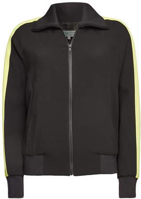 Kenzo Zip Jacket with Back Embroidery