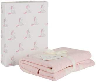 Jellycat Bashful Unicorn Blanket (100cm x 100cm)