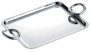"Christofle Vertigo"" Letter Tray"