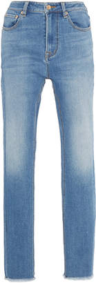 P.E Nation The 1982 Mid-Rise Skinny Jean
