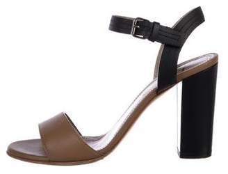 Lanvin Leather High Heel Sandals