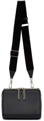 3.1 Phillip Lim Black Ray Triangle Crossbody Bag