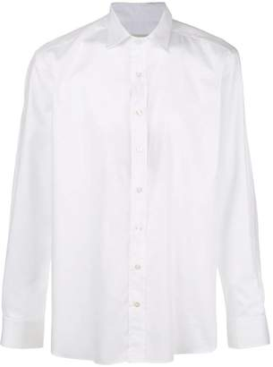 Etro pointed collar shirt