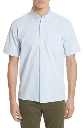 Carhartt WORK IN PROGRESS Alder Short Sleeve Woven Shirt