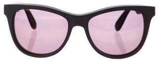 Wildfox Couture Catfarer Tinted Sunglasses