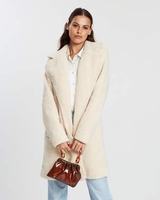 Billie Jean Faux Fur Coat
