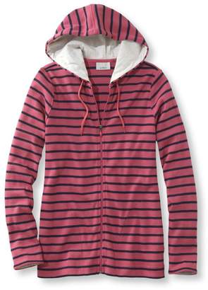 L.L. Bean L.L.Bean Women's French Sailor's Hoodie, Long-Sleeve