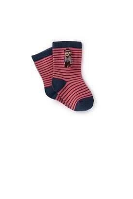 Country Road Sheriff Stripe Sock
