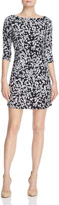 Leota Nouveau Animal Print Knit Sheath Dress $98 thestylecure.com