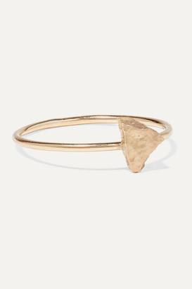 Sebastian Sarah & SARAH & Remnant Gold Ring - small