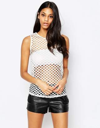 AX Paris Laser Cut Tank