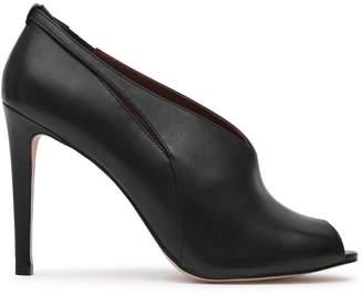 Reiss Dalida Peep-Toe Heels