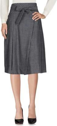 Eleventy Knee length skirts