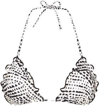 Vix Pearl Ripple Bikini Top