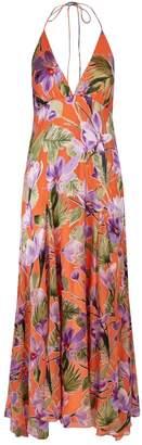 Alice + Olivia Hetty Floral Dress