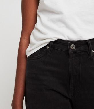 AllSaints Ava Straight TY Jeans