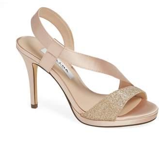 Nina Robina Asymmetrical Sandal
