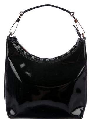Gucci Vintage Patent Hobo