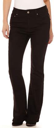 ST. JOHN'S BAY Back Flap Pocket Bootcut Jeans