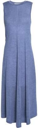 Autumn Cashmere Cotton By Cashmere Midi Dress