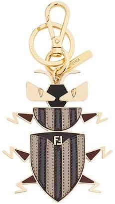 Fendi Super Bugs key ring