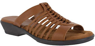Easy Street Shoes Slide Sandals - Nola
