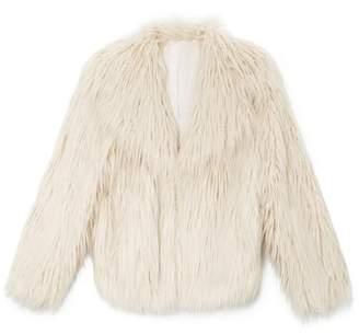 Vince Camuto Faux Fur Jacket