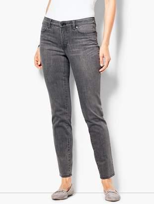 Talbots Slim Ankle Jean - Luna Grey