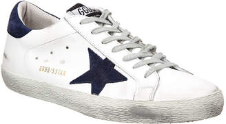 Golden Goose Leather & Suede Sneaker