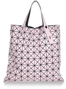 Bao Bao Issey Miyake Prism Gloss Tote $595 thestylecure.com