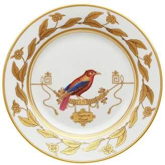 Richard Ginori 1735 Voilère Tangara Du Canada Dessert Plate (22cm)