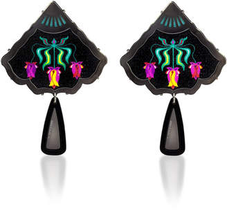 Anna e Alex Segreti Dei Fiori Tulip Earrings