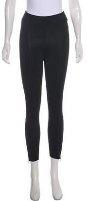 J Brand Mid-Rise Skinny Leggings