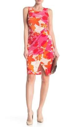 Taylor Sleeveless Printed Dress