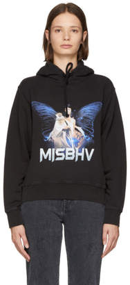 Misbhv Black The Dream Hoodie