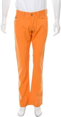 Dolce & Gabbana Relaxed Twill Pants