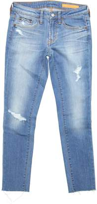 Jean Shop Patty Cut-Off Skinny
