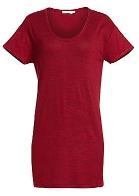 Rag & Bone Women's Clara Torqued Tee Dress