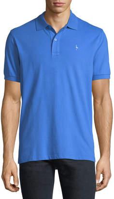 Tailorbyrd Short-Sleeve Polo Shirt