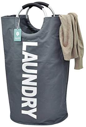 Laundry by Shelli Segal iwill CREATE PRO Collapsible College Laundry Bags for Heavy-Duty Use with Alloy Handles